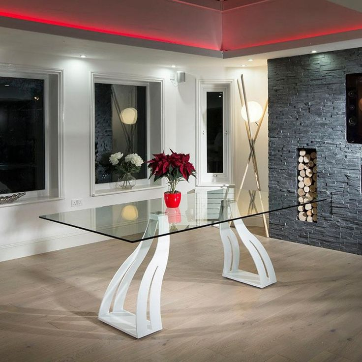 42 best unique dining tables images on pinterest unique for 10 seater glass dining table