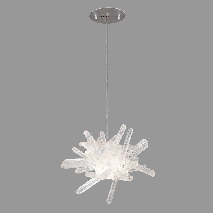 Fine Art Lamps Diamantina 1 Light Pendant