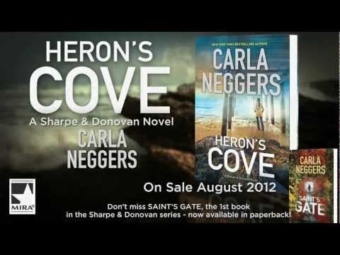 I'm not in this fabulous trailer but I still feel like a movie star! http://www.carlaneggers.com HERON'S COVE by Carla Neggers Book Trailer   #Teen, #Harlequin, #Romance, #books, #read, #women, #publishing