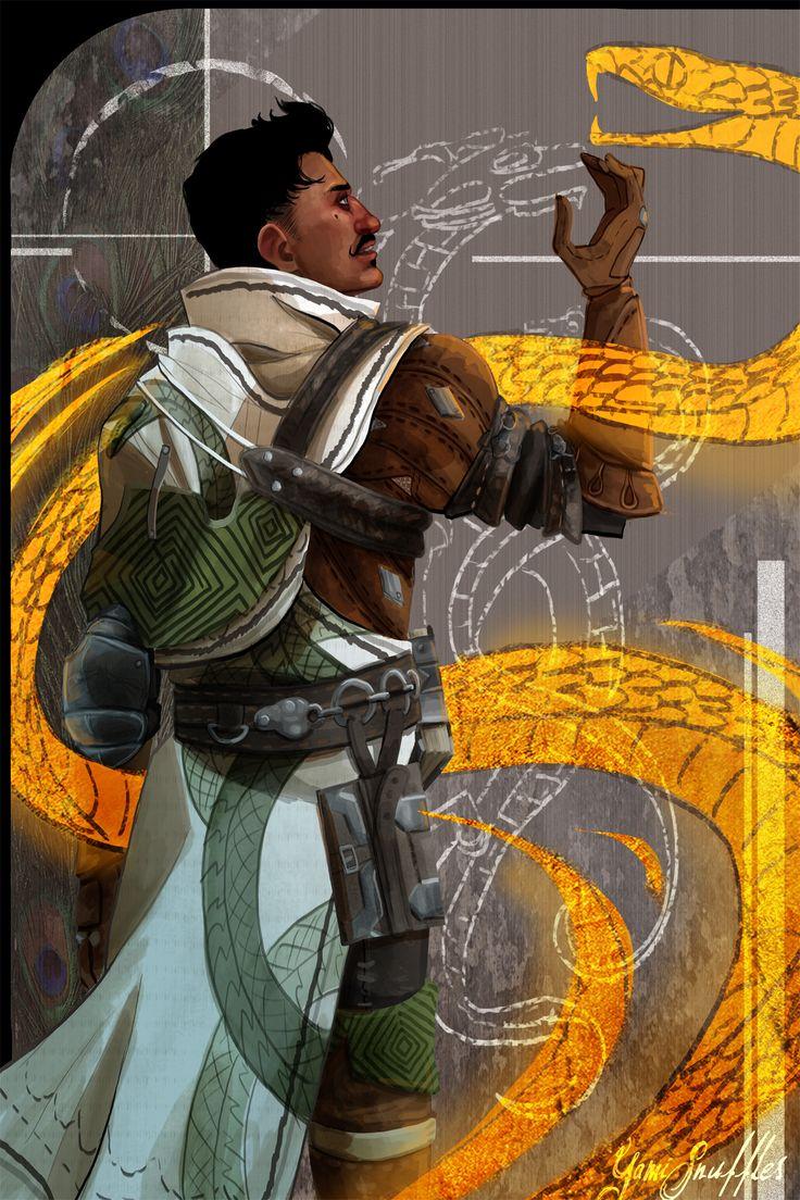 Dragon Age   Fantasy Art   Dorian - Dragon Age: Inquisition