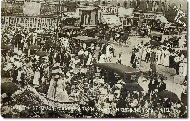 july 4th parade franklin ma