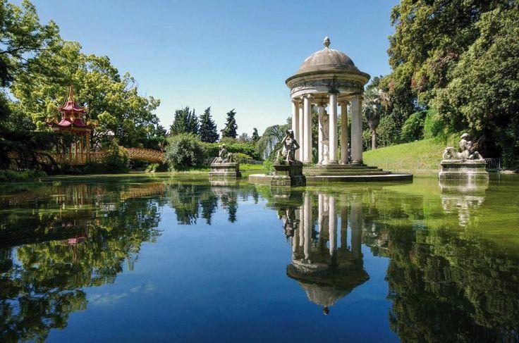 Visita a Villa Durazzo Pallavicini   101giteinliguria.it GENOVA CON LUISA E PIERO