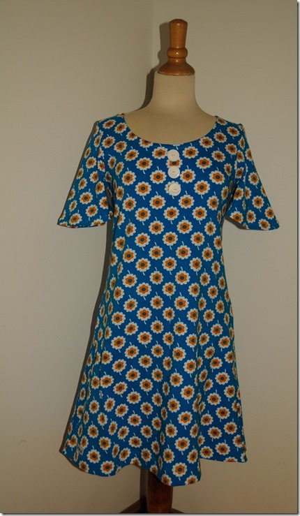 Summer dress made by Shamu :)