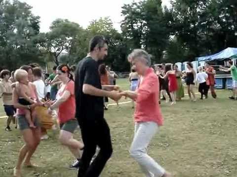 NovaAria 2012 - Gens d'Ys - Lezione di Danza Irlandese (3)