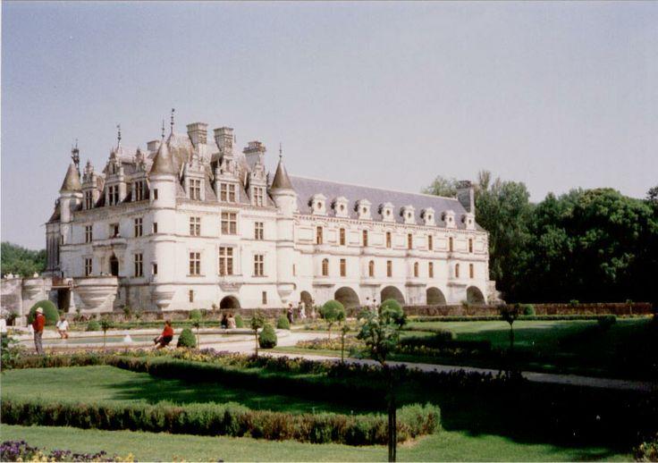 France - Loire - Chateau Chenonceaux