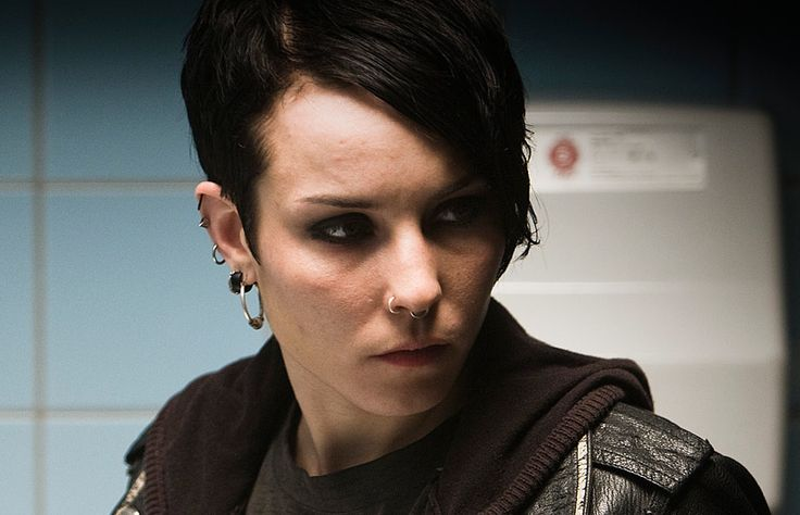 17 best images about salander noomirapace sexy models for Noomi rapace the girl with the dragon tattoo