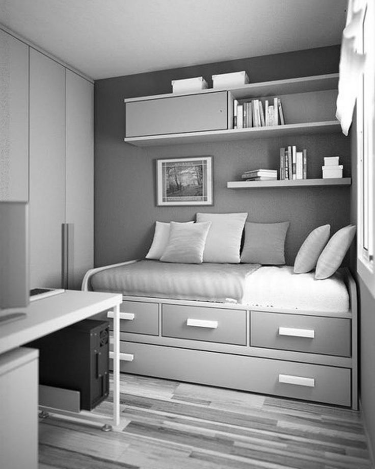 Small Space Bedroom Interior Design Ideas   Interior Design   Small Spaced  Apartments Often Have Small Rooms. If You Have A Small Bedroom And You  Donu0027t Know ... Part 47