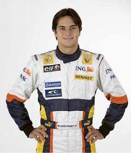 Nelson Piquet jr. (BR) 2008-09