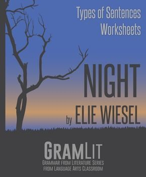 a literary analysis of nigh by elie wiesel 'night' by elie wiesel, recounts the atrocities witnessed during this time, through the eyes of young eliezer (narrator of the book) mr elie wiesel was born to a jewish family in sighet, hungary, in the year 1928.