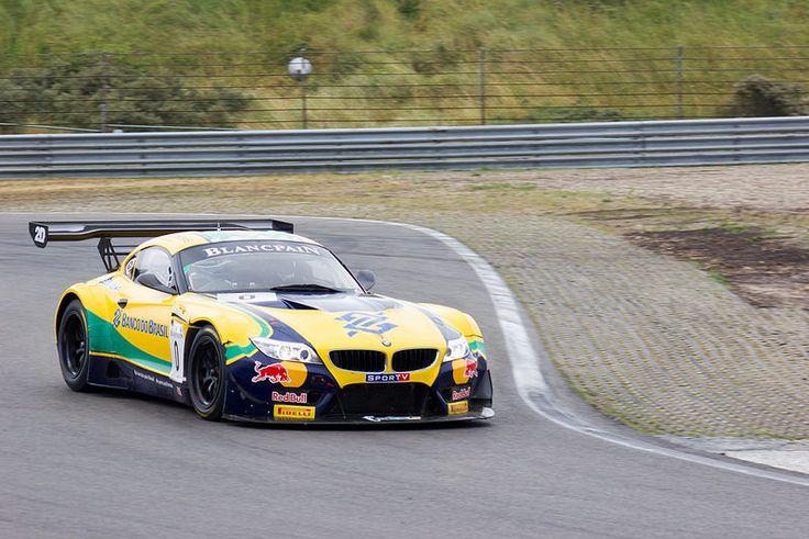 140705 25 Circuitpark Zandvoort _ Zandvoort Masters _ Blancpain Sprint Series _ Caca Bueno, Sergio Jimenez _ BMW Sports Trophy Team Brasil _ BMW Z4
