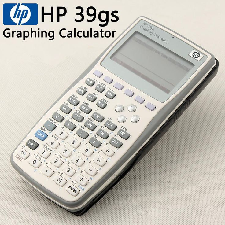 Original Grafica Calculator 39gs Students Calculadora for SAT/AP