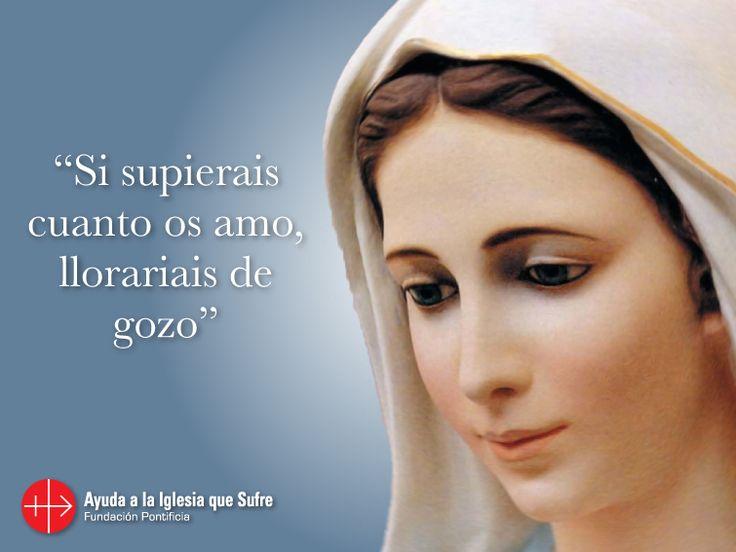 #oraciones #religion #católica #Dios #amor #fe #frases #esperanza #Virgen Maria #iglesiaquesufre #ayudaalaiglesiaquesufre #AIS