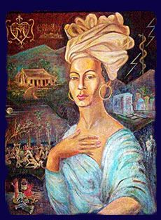 The Voodoo Queen of New Orleans. In all times, in all places, no one has ever risen to the statue or fame in Voodoo as Marie Laveau. Famed in history, infamous in folklore and ever present, even today.