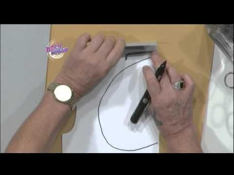 Hermenegildo Zampar - Bienvenidas en HD - Enseña a hacer el molde de.... - YouTube