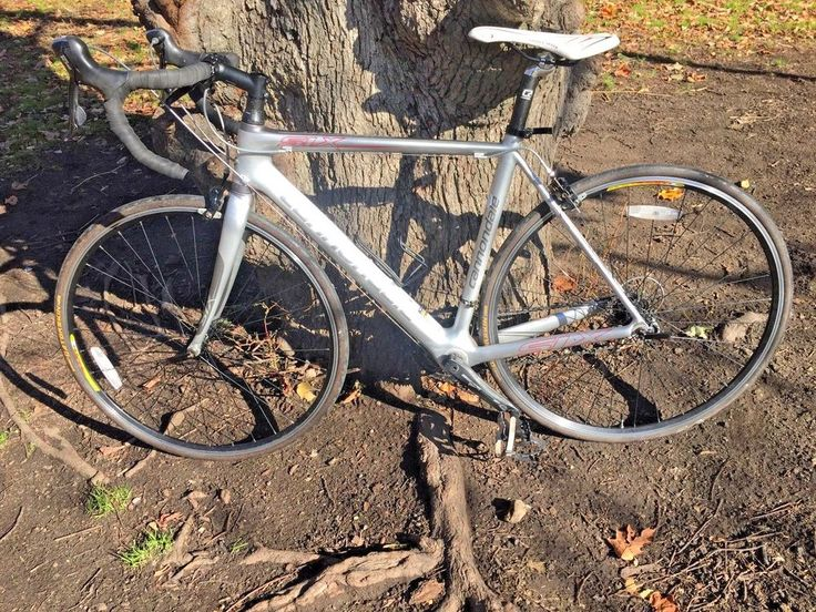 Cannondale pre Supersix 105 Full Carbon Road Bike 2009 52cm #Cannondale
