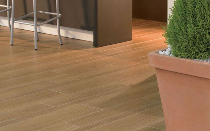 M s de 1000 ideas sobre pisos imitacion madera en - Suelo porcelanico exterior ...