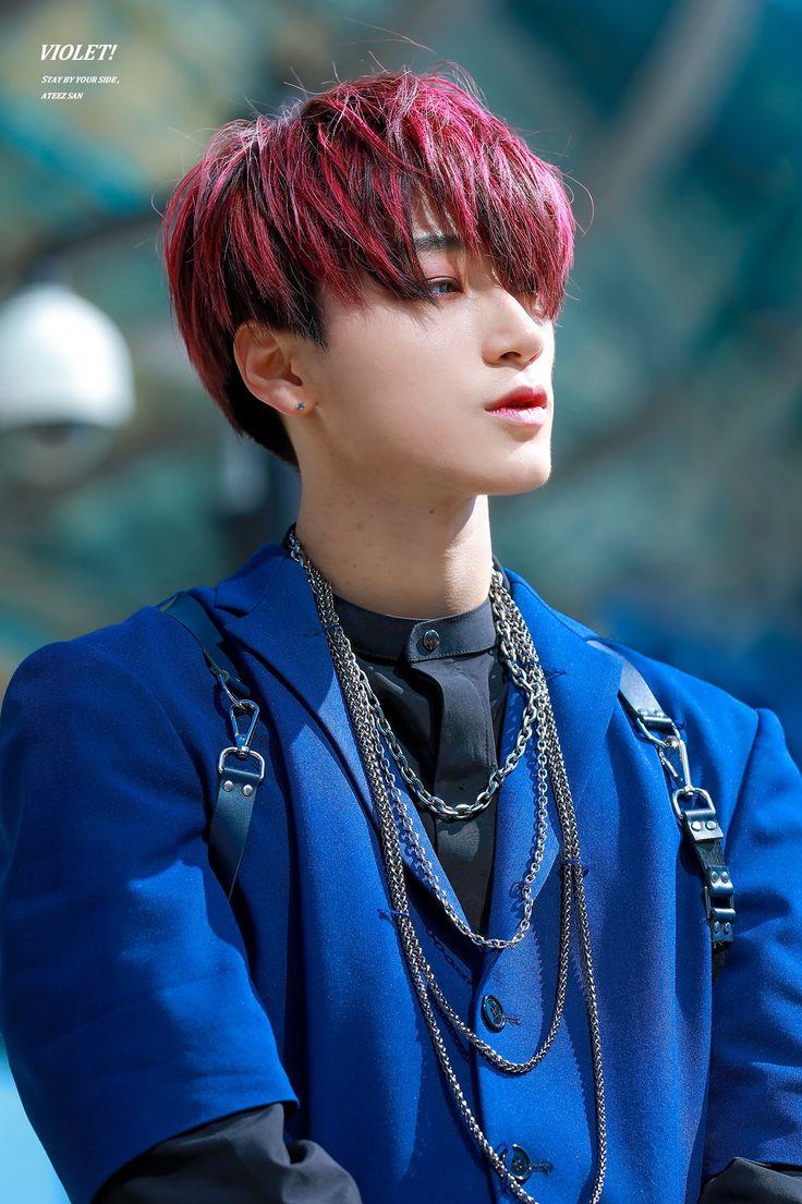 VIOLET! on in 2019 | Kpop, Kpop groups, Kpop boy