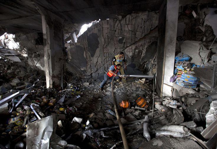 Gaza: Israel ataca Gaza | Fotogalería | Internacional | EL PAÍS