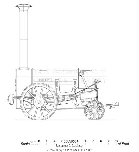 7 best Rocket - Stephenson's Steam Locomotive (1829) images on ...