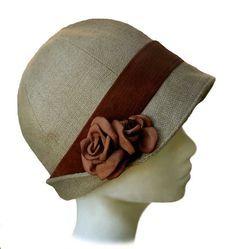 Rosabelle Hat Free Pattern + Tuto
