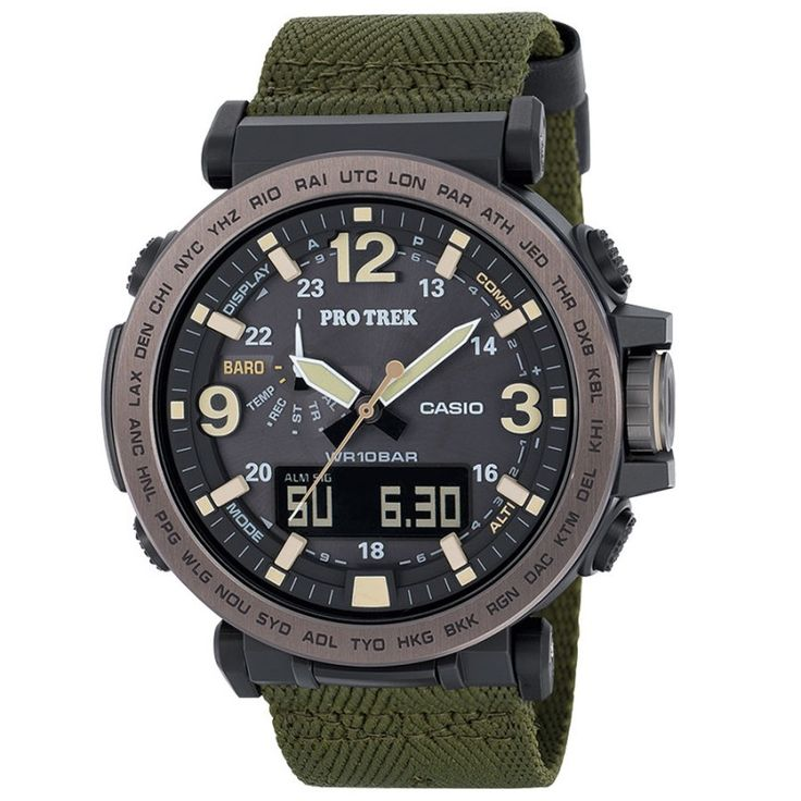 Reloj Casio Pro Trek Hombre PRG600YB3ER. Relojes Casio