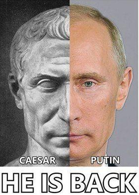 2015 RUSSIA Putin's Cult