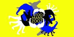 """A blog post about musical trio Too Many Zoos and the music they play known as """"brass house""""."""