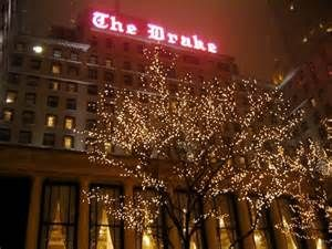 The history of the DRAKE hotel. WGN television ( police own WGN ) owner of News stations part owner Hollywood. The untouchable s frank Nitti  headquarters ran out if the DRAKE. Winter time the #1 Xmas film celebration is held inside the Chicago DRAKE. The most RApper of all times is name DRAKE.