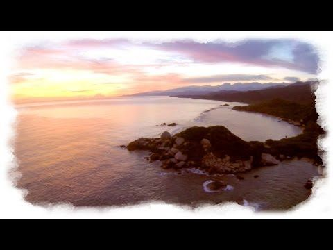 #Tayrona Sierra Nevada, Colombia [Paraísos Perdidos] Ep. 1 - YouTube