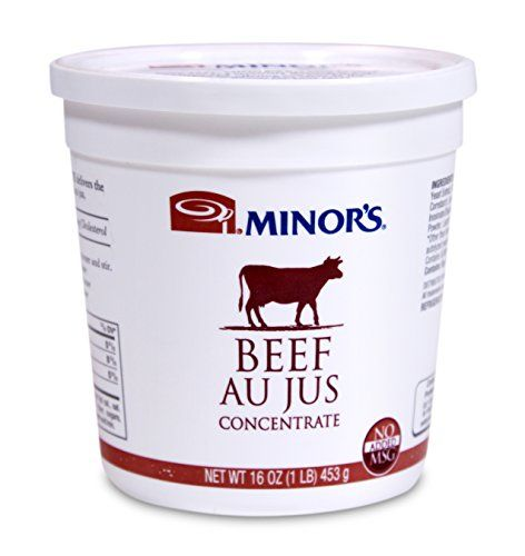 Minor's Au Jus Concentrate, Beef, 16 Ounce Minor's https://www.amazon.com/dp/B00J4B18VG/ref=cm_sw_r_pi_dp_x_Ge8Qyb34VAZMQ