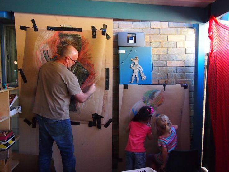 Project Pilot with Halifax Street Children's Centre. Location: Halifax Street