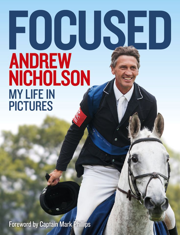 Illustrated with superb photographs of Andrew's career and life with horses, it reveals how he got to the top and how hard he still strives to up his game. We discover the personalities of his top horses, and the secrets he has learnt in his 35 years as a horseman. Check this out on our website! www.nationwidebooks.co.nz