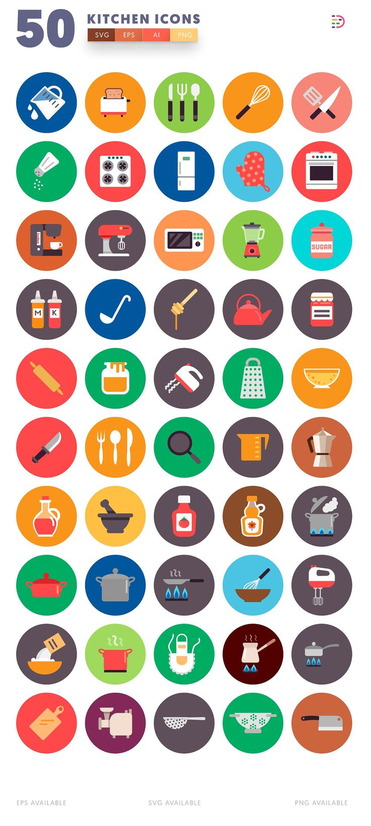 50 Kitchen Icons by Dighital on @creativemarket kitchen icons, kitchen and cooking icons, kitchen shower icons, kitchen and cook icons, kitchen collection, kitchen utensils, set icons kitchen, cooking icons, kitchen icon set, kitchen vectors, kitchen icon set, kitchen elements, food icons, cooking, kitchen vector, kitchen cutlery, cooking clipart, cooking icons flat