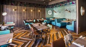 Wildwood restaurant by Design Command, Letchworth Garden City – UK » Retail Design Blog