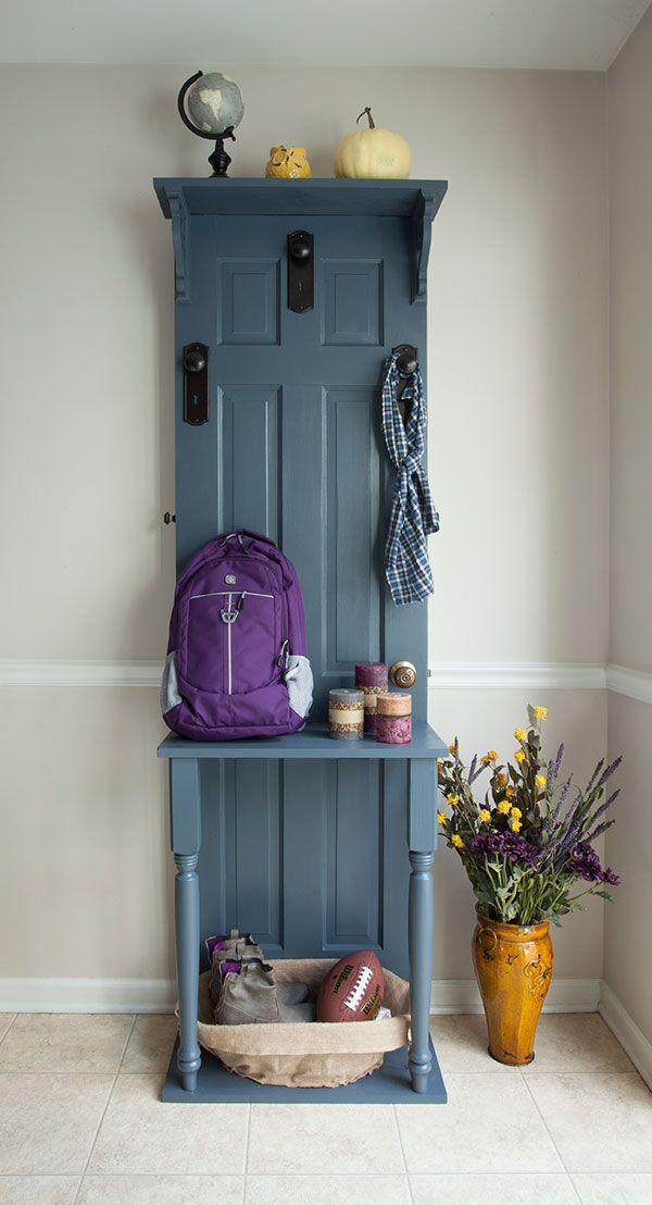 Best 25+ Hall tree with storage ideas on Pinterest | Bench ...