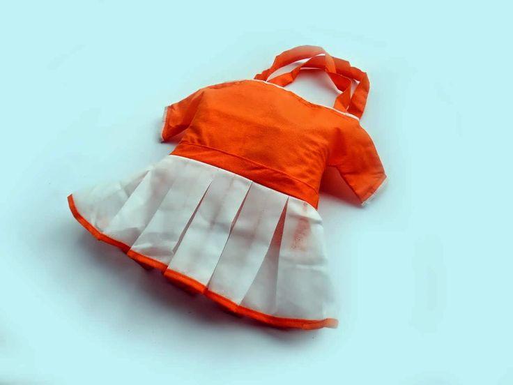 Tas Model Baju lucu yang biasa digunakan oleh toko pakaian remaja wanita.