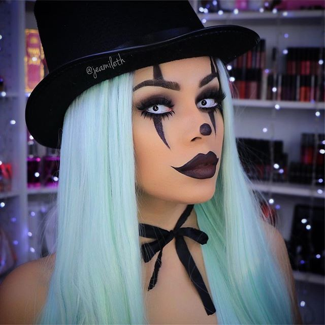20 Best Scary Fairy Images On Halloween Makeup  sc 1 st  Cartoonview.co & Cute But Scary Halloween Costume Ideas | Cartoonview.co