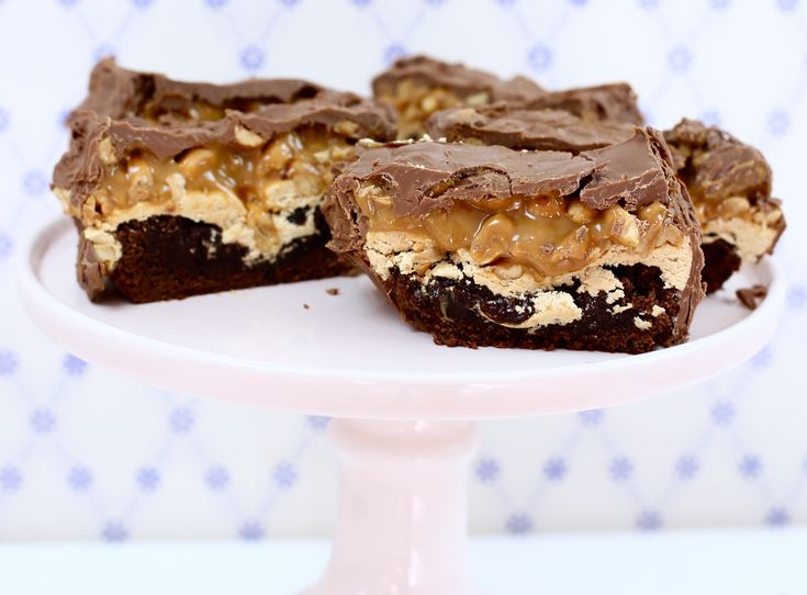 Snickersbrownie