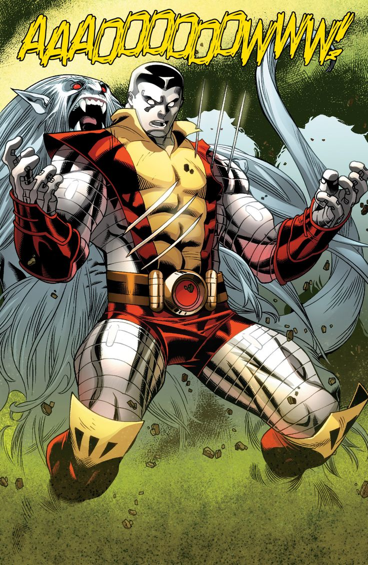 colossus marvel x men - photo #15