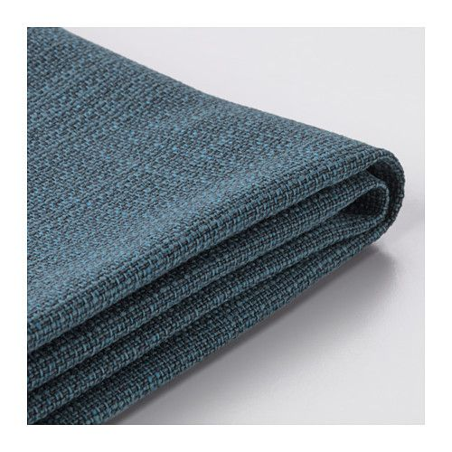 KIVIK Chaise cover, Hillared dark blue Hillared dark blue