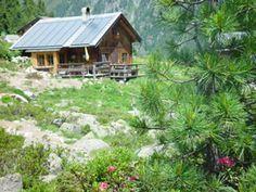 Selbstversorgerhütten, Berghütten, Almhütten in Österreich, Tirol