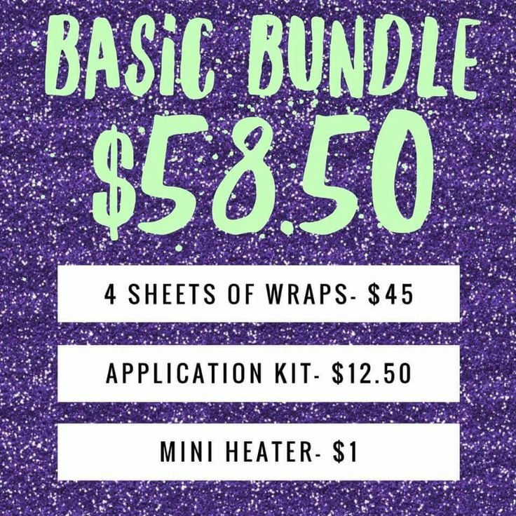 Basic bundle only $58.50! #jamberry emilysnider.jamberry.com