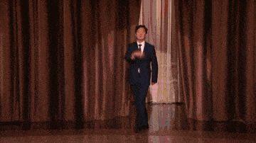 Got the moves like Ken Jeong