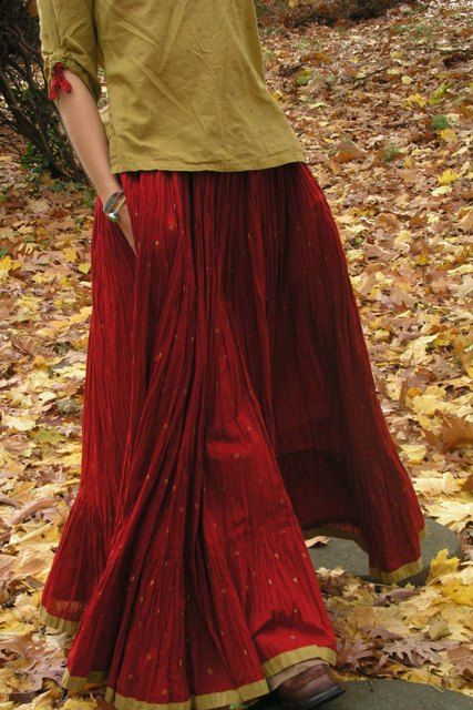 Best Long Skirt - from Rupalee