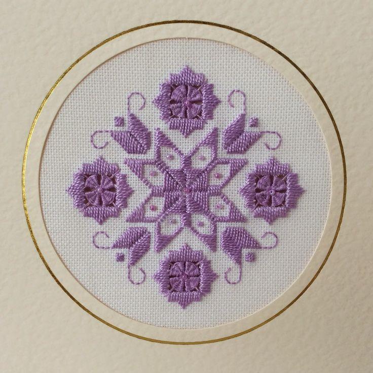 Mary Joan Stitching: Hardanger