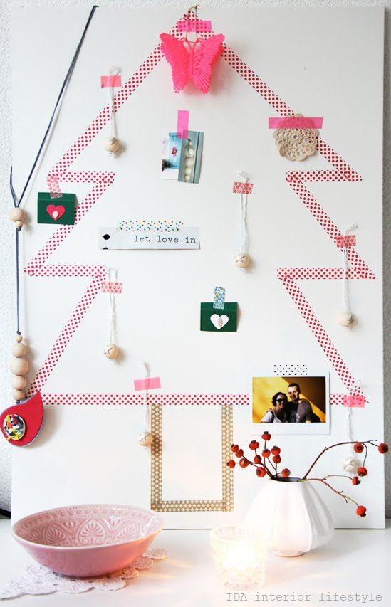 DIY- Christmas tree