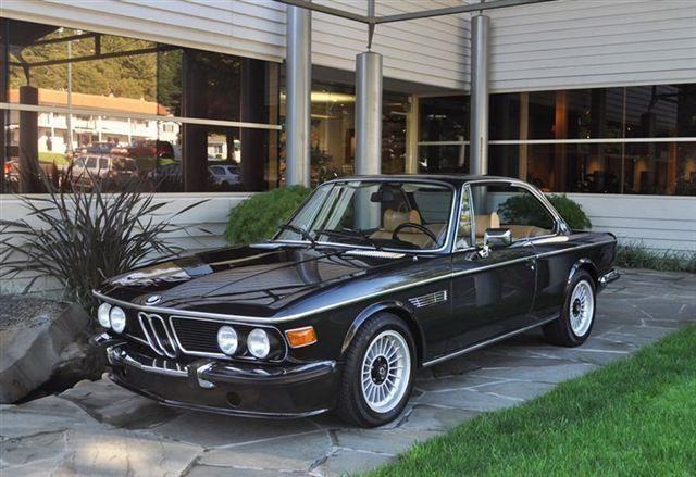 Fully restored 1974 BMW 3.0 CS