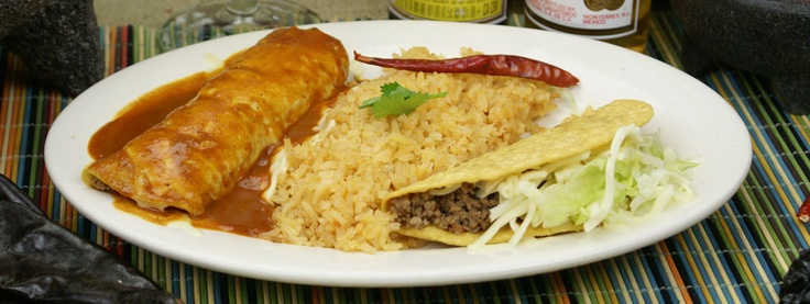 Camino Real, Murfreesboro, TN.  Many Mexican restaurants in Murfreesboro, but this is one of my favorites.