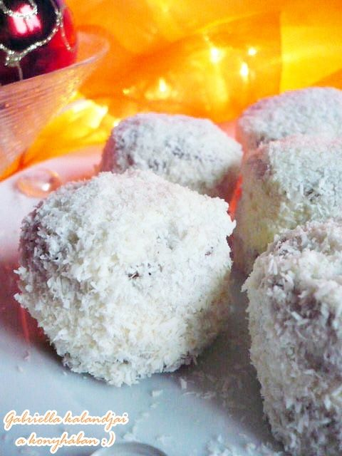 Gabriella kalandjai a konyhában :): Hólabda - Anyukám receptje szerint