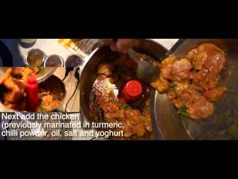 Chicken Curry with the Jamie Oliver HomeCooker - YouTube